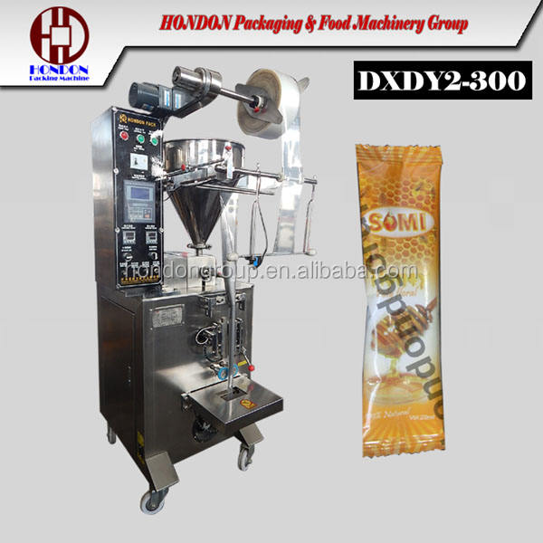 Full automatic wild sticky honey packaging machine (Model DXDY2-300)