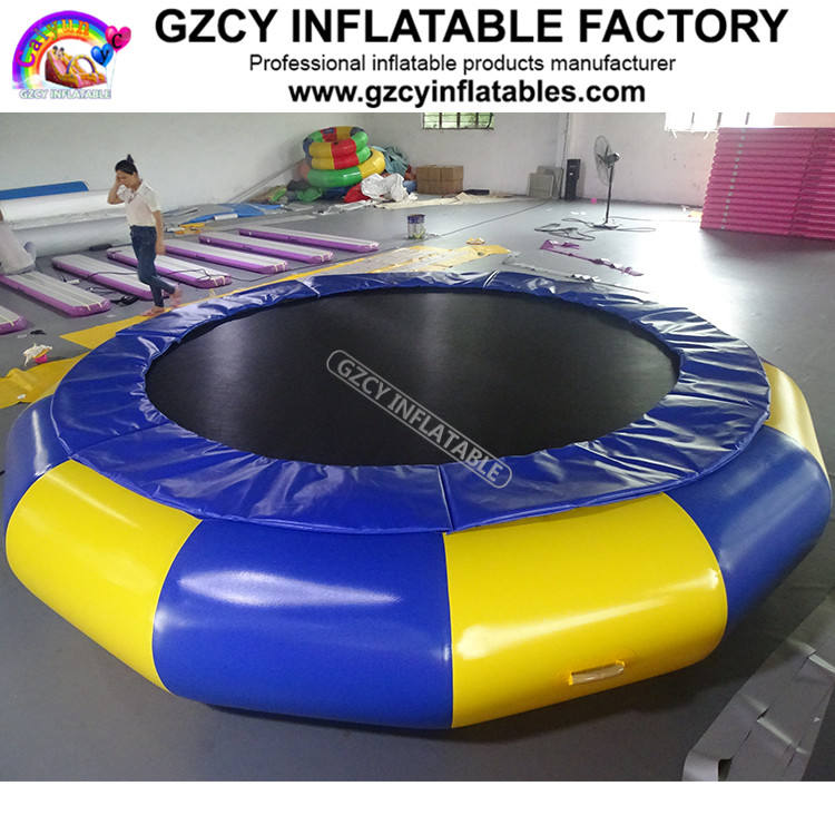 Top Kualitas Inflatable Air Permainan/Aqua Trampolin/, Inflatable Air Mainan Mengambang, Inflatable Pantai
