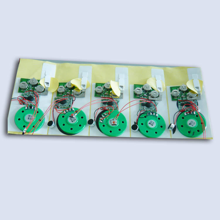 Best price talking music recording voice sound chip module for musical greeting card