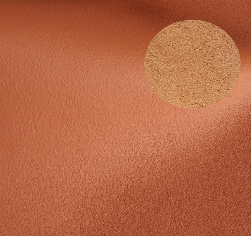 Italian real cow skin leather for sofa chairs NAPA