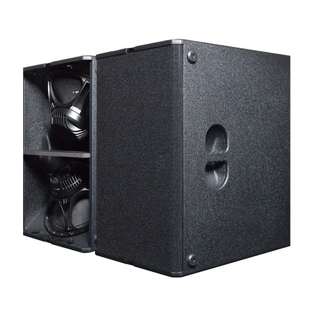 Keras Bass Speaker 15 Inch Dobel Vera B30 Subwoofer untuk Line Array Sound System