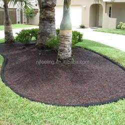Recycled rubber mulch for garden landscaping FN AN 2018110701