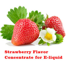 Strawberry Concentrated Liquid Flavor/ Strawberry Flavor for e-juice