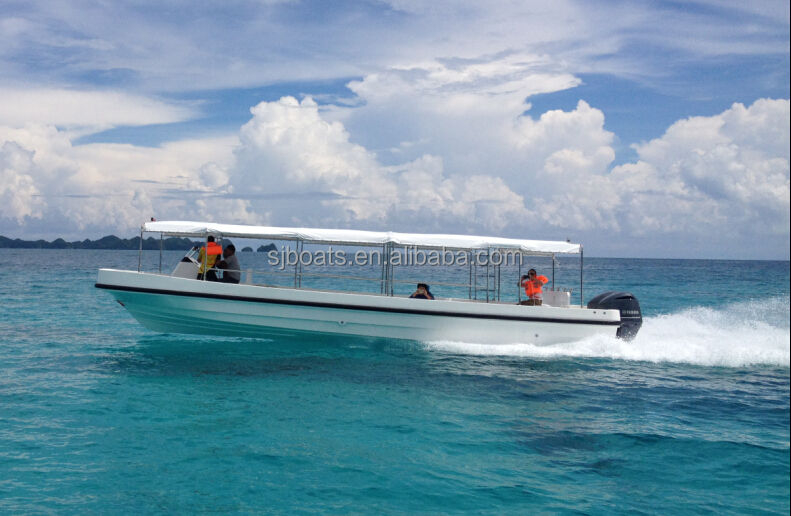 SANJ New Passenger Ferry Boats Factory Supplier with Price for Sale