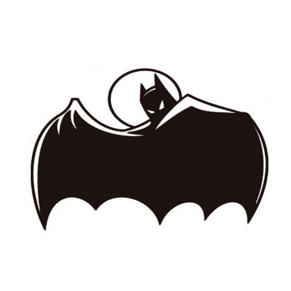 Car Styling Accessories Reflective Waterproof Fashion Funny Car Batman Car Sticker vinyl decal decorate sticker