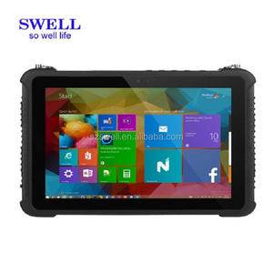 SWELL i10h 10.1 inch waterdichte tablet pc ip67 win robuuste tablet industriële android tablet android rs485