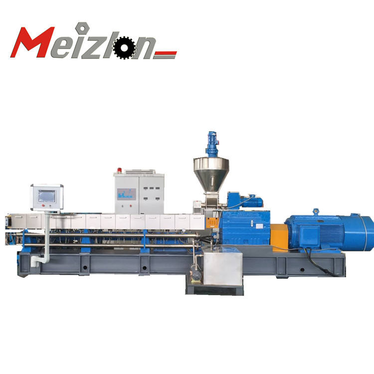 Chinese leverancier pellet making machine/plastic extruder