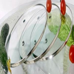 pot and pan glass lids