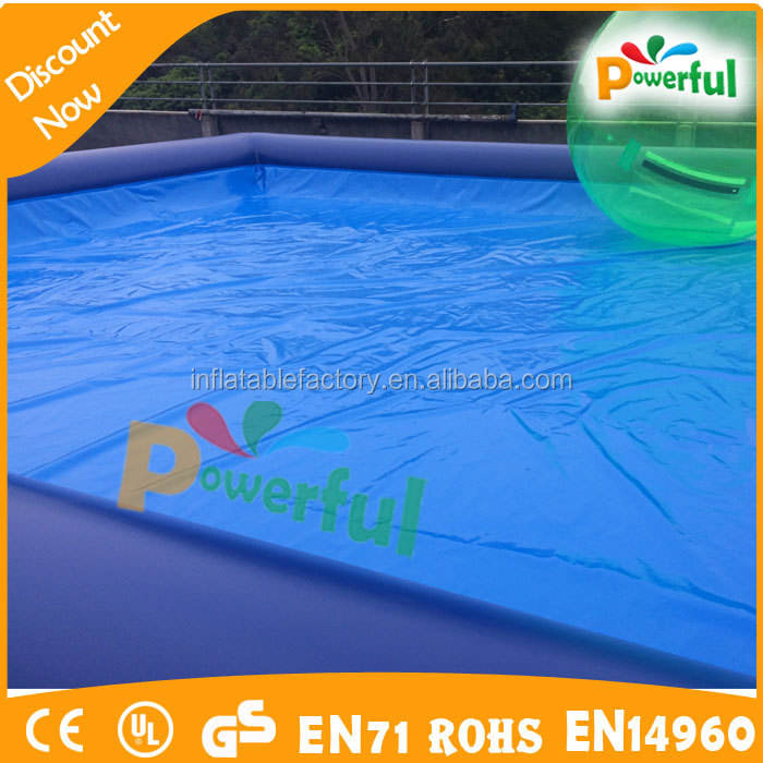 Custom Children's Activity Inflatable Pool/Adults Swimming Pool For Sale