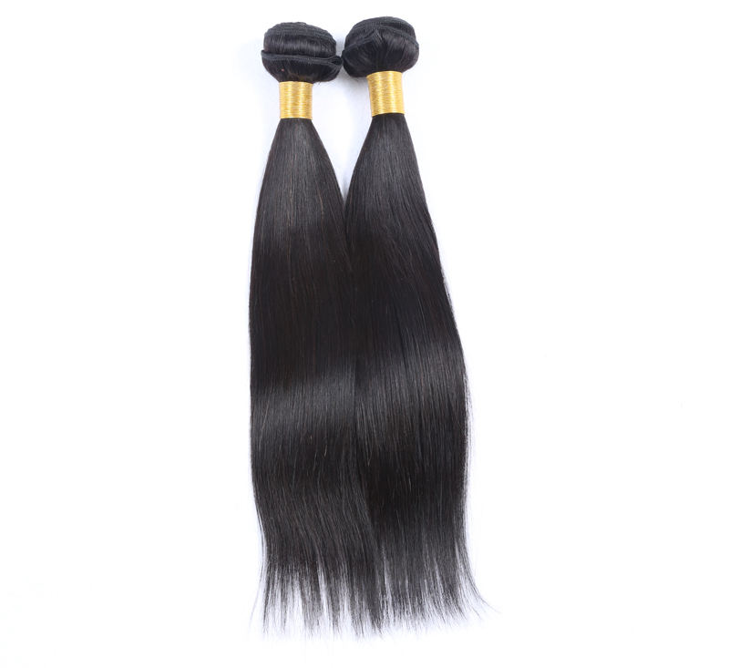16 18 20 34 inch cheap Cambodian 100% virgin silky straight remy human hair weave