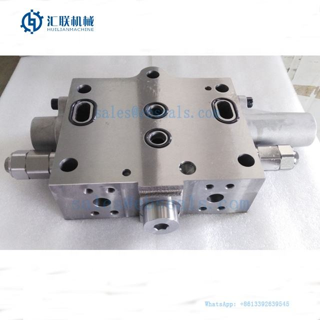 Hydraulic Control Valve for CAT 320D Digger 320C 330D Excavator Main Control Valve Breaker Option Hammer Attachment