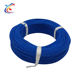 Insulation temperature rating silicone coated twist pair multi core cable