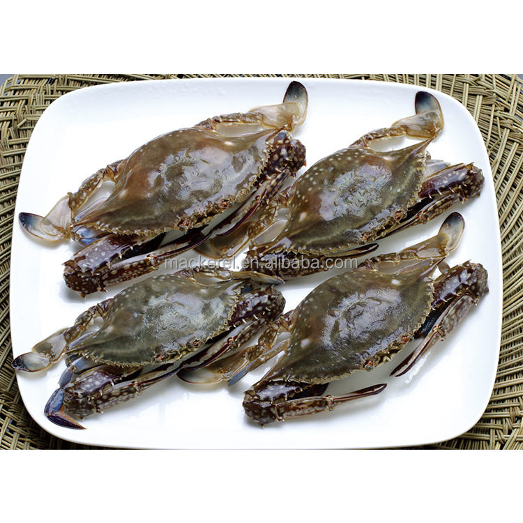 Hot sale Best quality frozen cut swimming crab