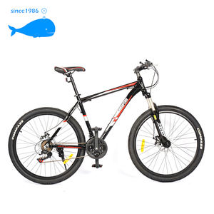 18 Speed Schorsing 26 Inch Staal Aluminium Frame Mountainbike