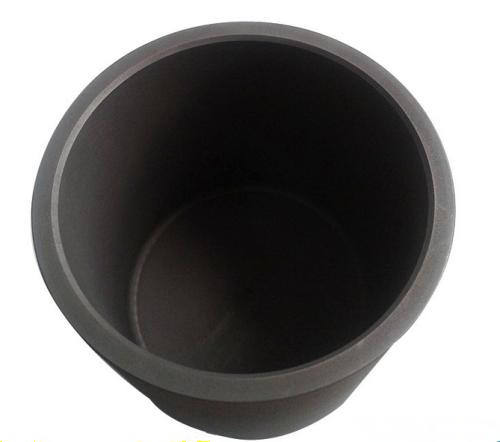 aluminum melting silicon carbide graphite crucible