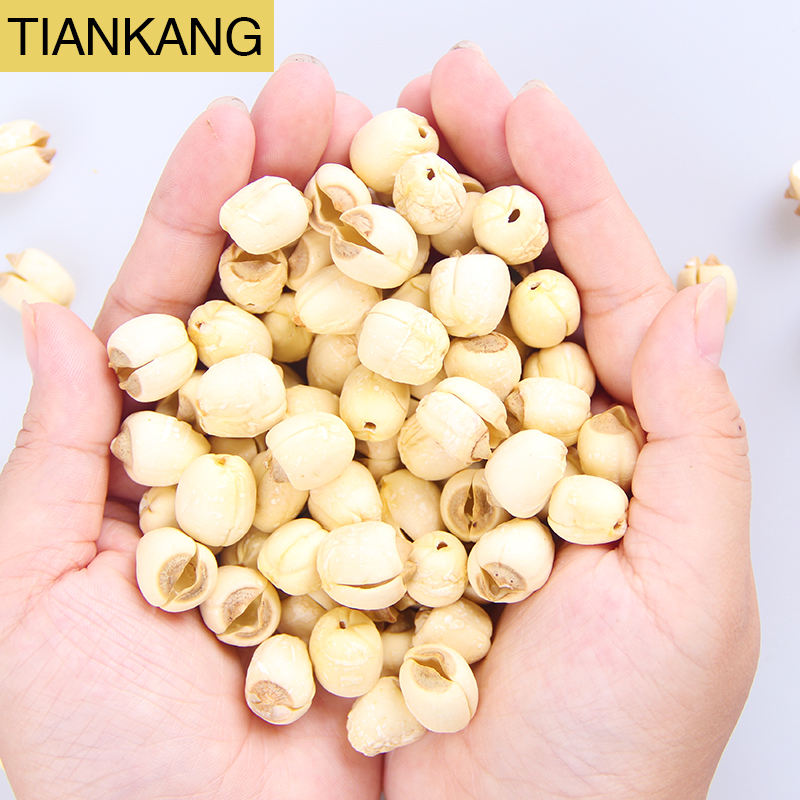 Wholesale White Dried Lotus Seed Tea Lotus Seed lotus flower seed