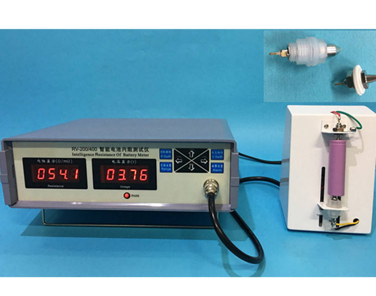Battery Lab Equipment Internal Resistance Tester For Lithium Battery