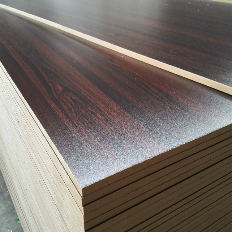 6mm walnoot melamine gelamineerd mdf board prijs