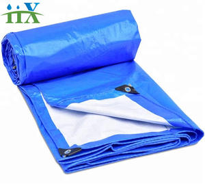 China Factory High Quality HDPE Plastic Waterproof PE Tarpaulin