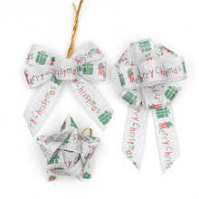 ribbon factory wholesale christmas ribbon small christmas bows