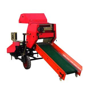 Baler machine for grass / baling machine in balers