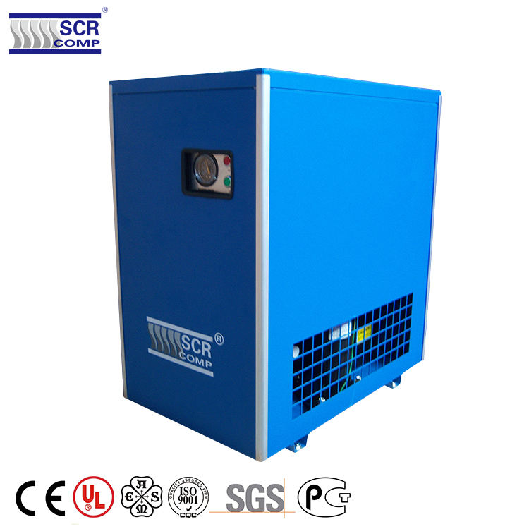 0.7-1.25Mpa 27m3/min/ Air Compressor Refrigerated Dryer Normal Temp. /SCR-0270NF