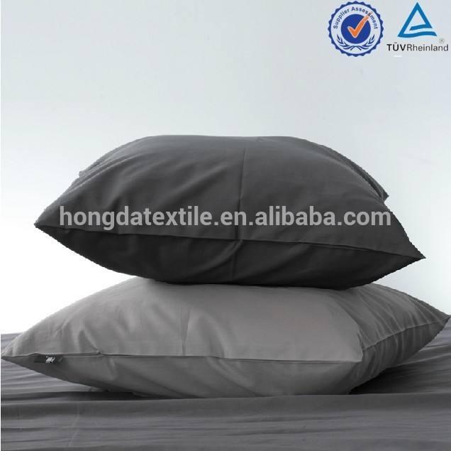 оптовая 100% хлопок чехол на подушку, подушки shell