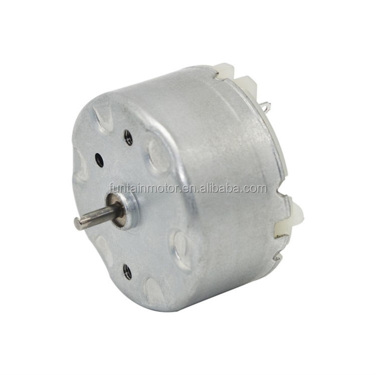 DC electric motor 6 volt for fragrance diffuser machine , Tronsun RF-500