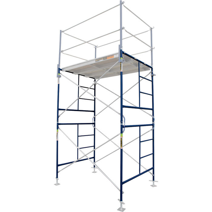 Tubular Steel Frame Scaffolding For Bridge