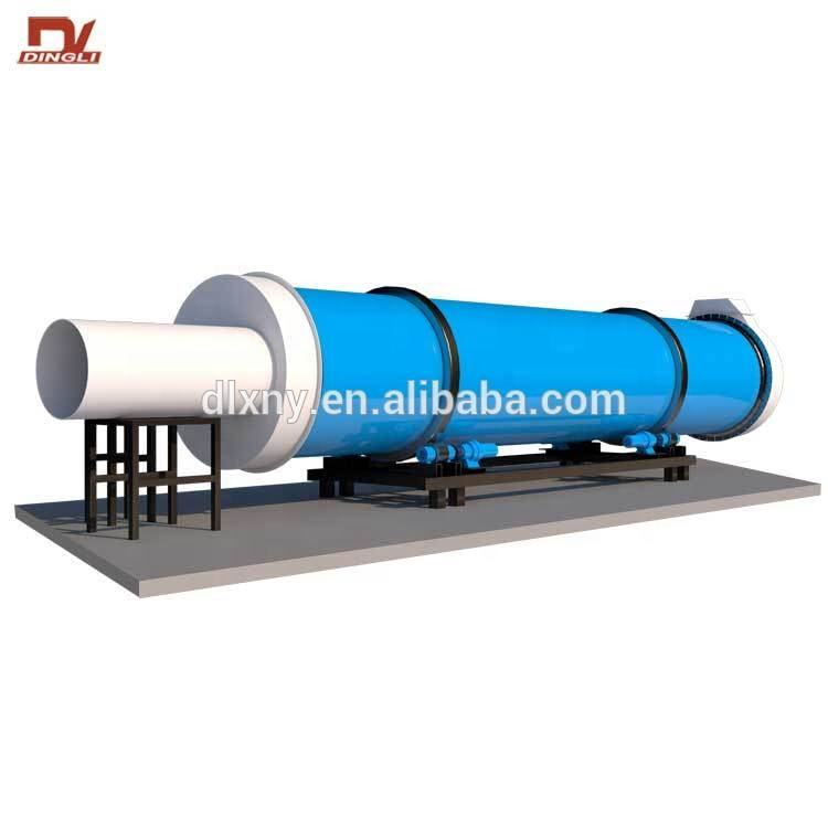 Energy Saving Automatic Control Alfalfa Drying Machine for US Alfalfa Export Factory