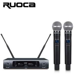 Outdoor Wireless Microphone 2 Channel Wireless Microphone