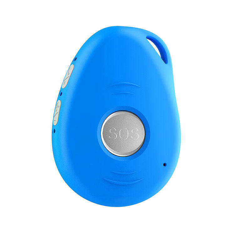 Real Time Tracking Child Anti Lost / Attack Personal Panic Alarm 4G GPS Tracker