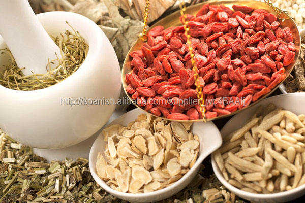 Ningxia wolfberry chino tradicional patentado medicina
