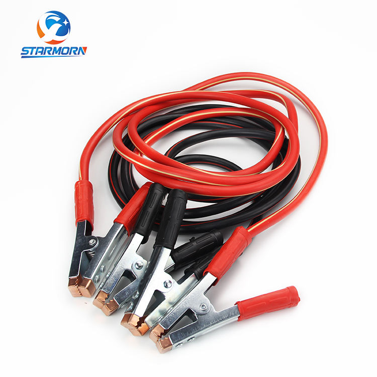 Car Emergency Jump Starter Lead Booster Cable