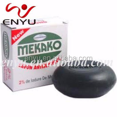 famous the original mekako natural antiseptic soap OEM 100g round soap for personal hygiene healthy hair eliminating body odour