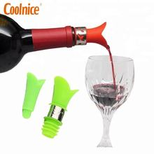 2019 Wholesale non-deformable leak-proof food grade silicone wine stopper