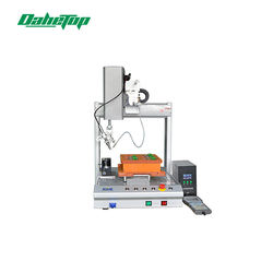 OEM easy operation high precision electronic soldering robot