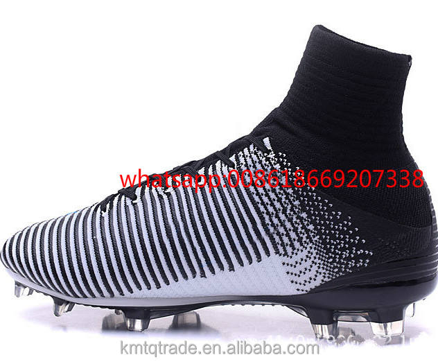 free shipping man and woman soccer football shoes football boots
