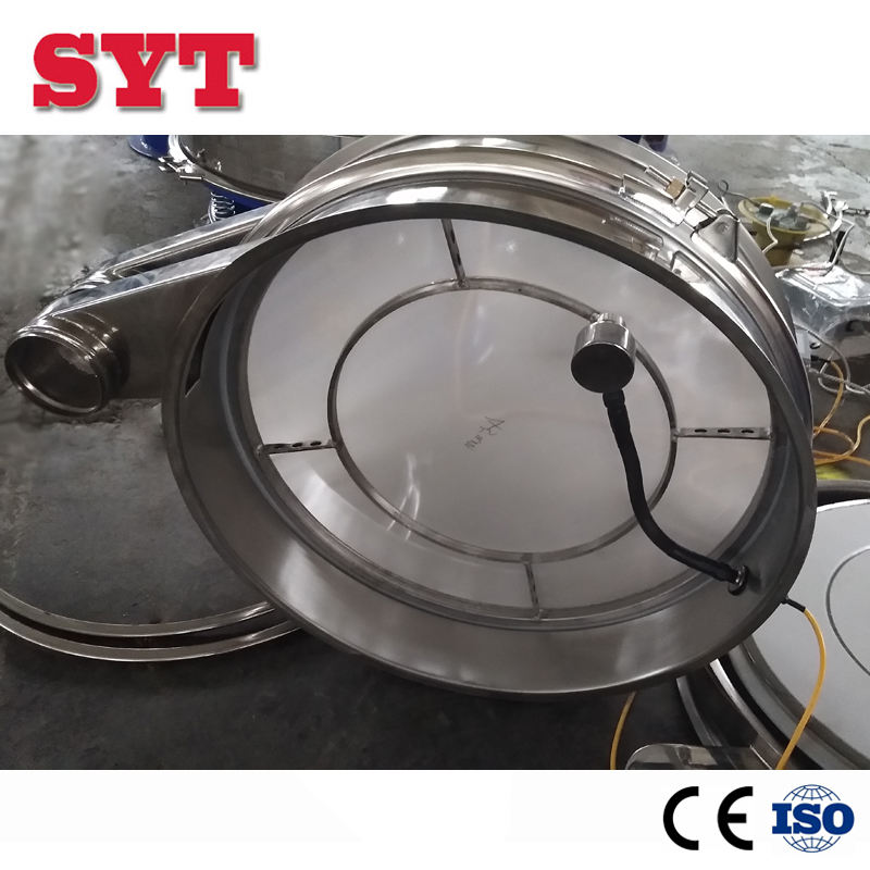 Stainless Steel 1000 mm Ultrasonic Vibrating Screen Grid