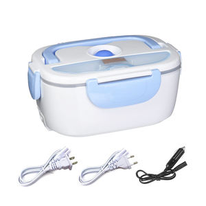 BPA gratis elektrische lunchbox usb verwarming thermische lunch box warmer voor auto