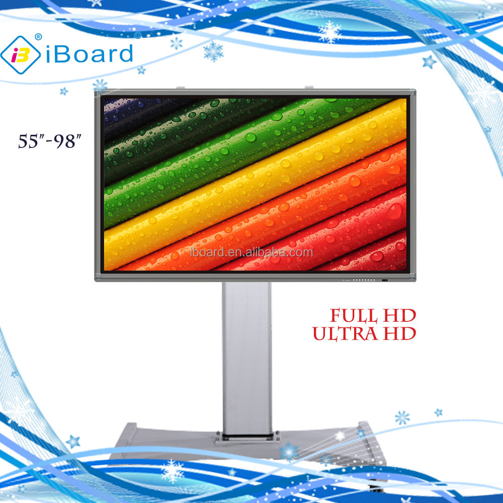 IBoard HET serie 86 inch Full HD LED touchscreen monitor interactieve flat panel