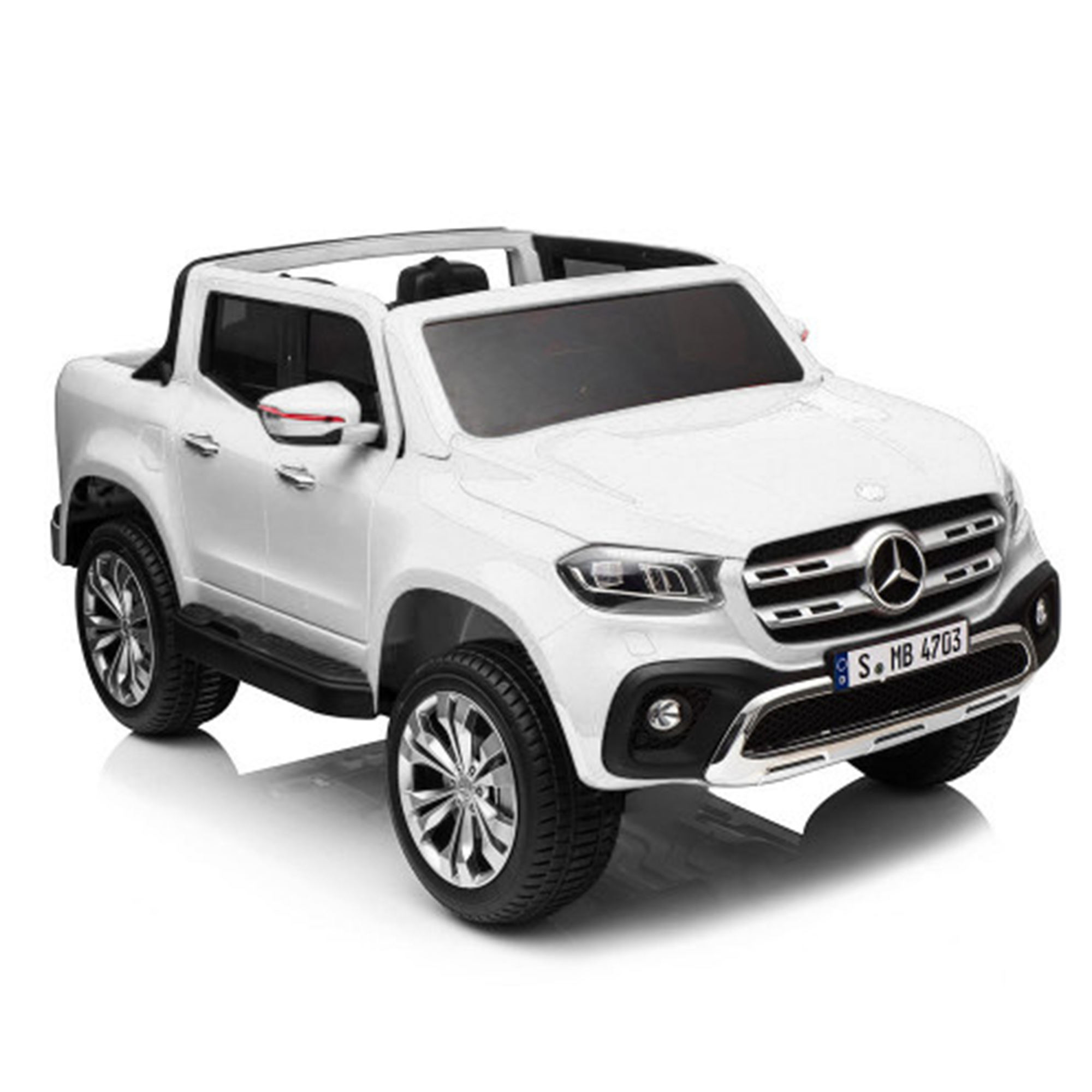 New Alison Licensed Mercedes-Benz X-class electric kids car with remote control