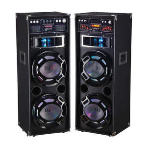 strong bass speaker SA-180A with bluetooth,DJ light,antenna