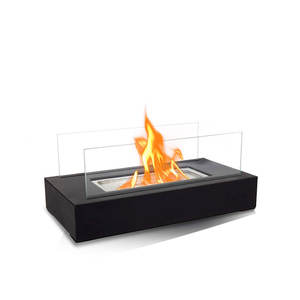 Regal Flame Utopia Ventless Indoor Outdoor Fire Pit Tabletop Portable Fire Bowl fireplace