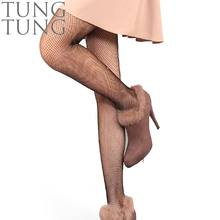 Glitter Fishnet Sexy Spandex Tights Pantyhose
