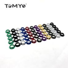Tomyo Dimpled Aluminum Winding Check Fishing Rod Building