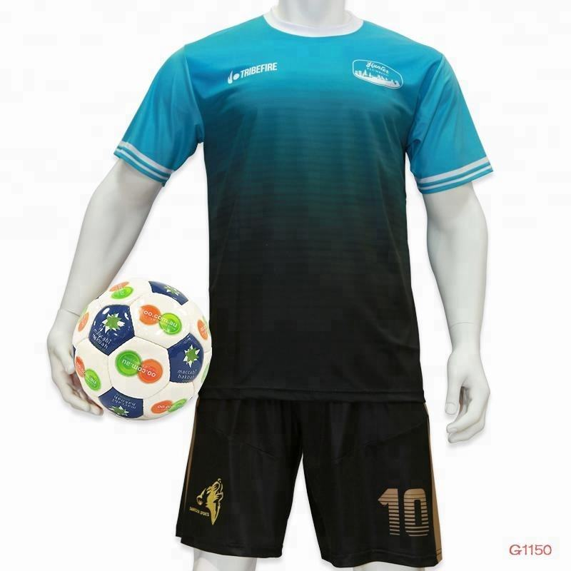 Plain Blank Soccer Sets Jersey No Brand, Passion Soccer Sports Uniforms