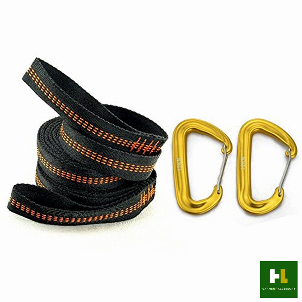 Hammock Straps 2000LBS Safety Strength Polyester Hammock Straps For Tree