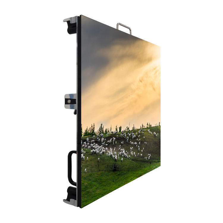 full color P6 LED screen Outdoor HD LED displays digital screen modules billboard panel for advertising