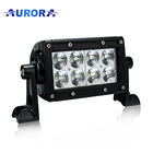 Aurora brightness IP69K 4 inch dual row car off road light bar atv parts